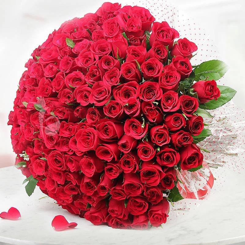 250 Vday Rose Bunch