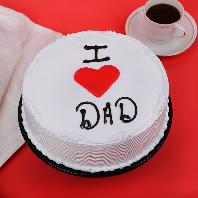 love you father cake