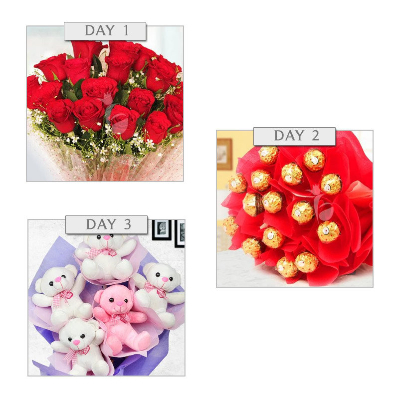 3 Days Valentine Serenades