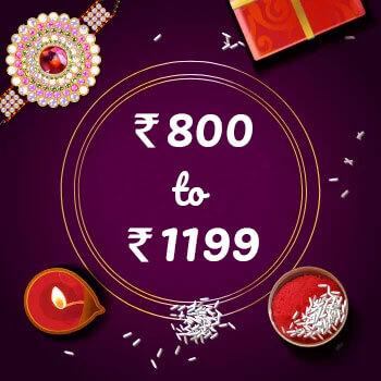 Buy Rakhi Online From 800 To 1199