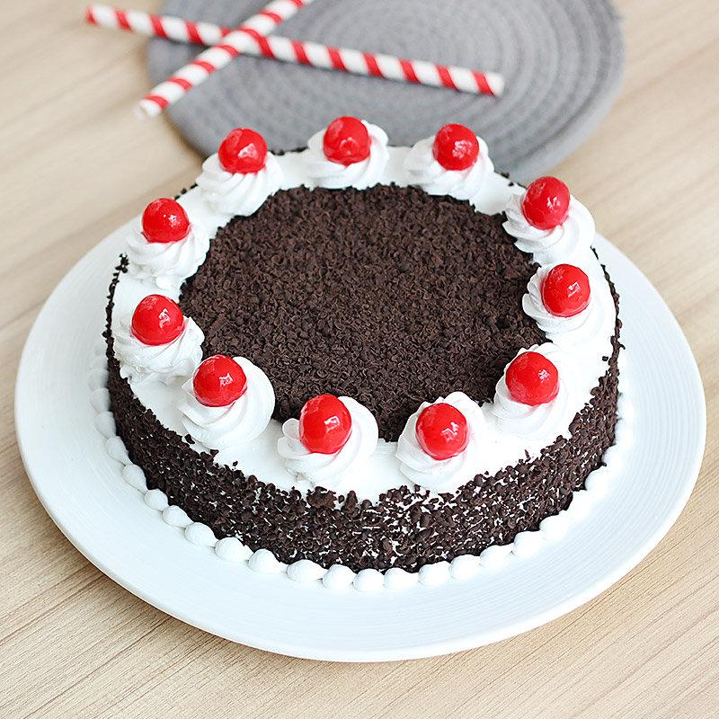 Black Forest Cake 1 Kg Premium