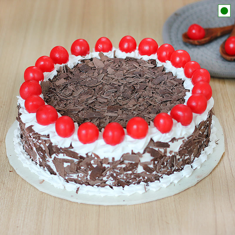 Eggless Black Forest Cake Delivery