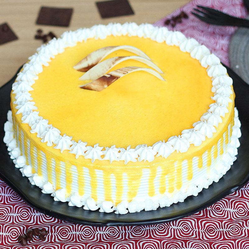 Very Palatable Butterscotch Cake
