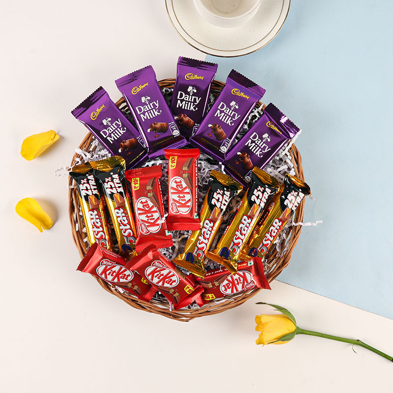Chocolate Bonbon Combo Gift for Chocolate Day