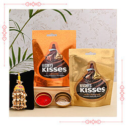 Same Day Rakhi with Chocolates Delivery