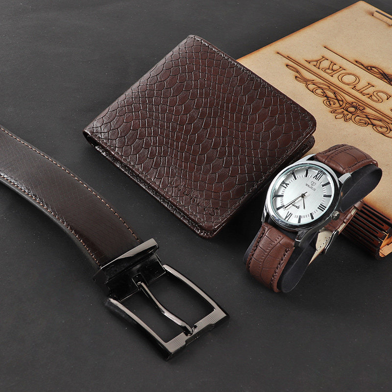 Distinct Leather Combo