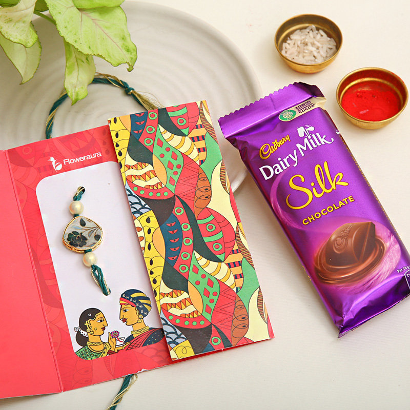 Rakhi Laughters - Same Day Delivery in India