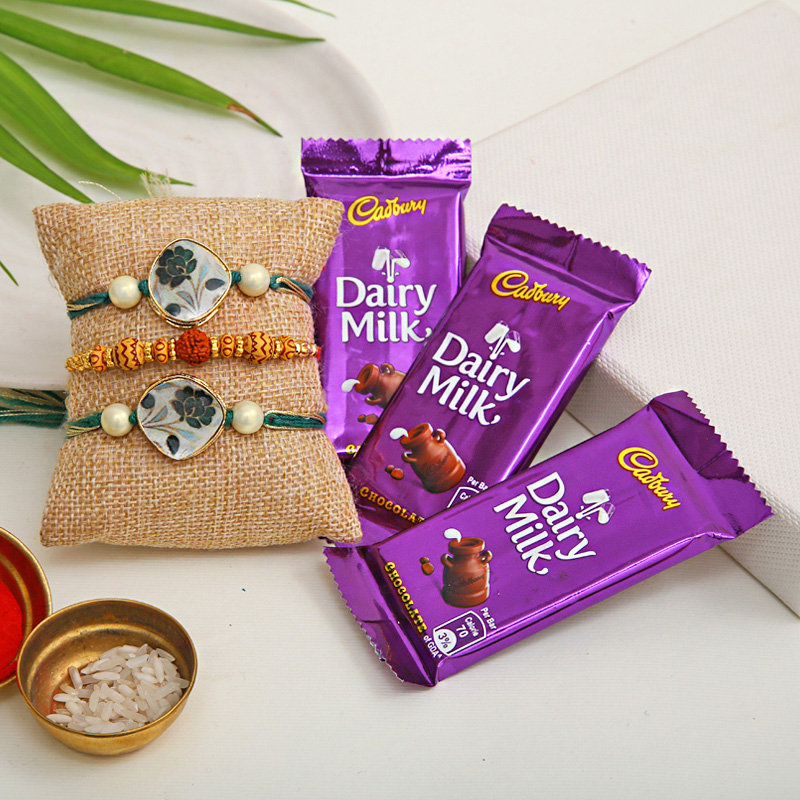 Deliver Rakhi Happiness - Order Now for Same Day Delivery