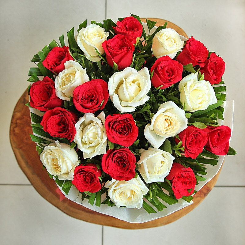 Order Rose Bouquet Online in India