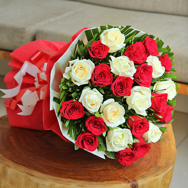 Rose Bouquet Online Delivery in India