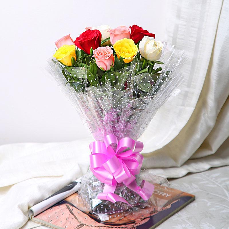 Roses Bouquet - send flowers online