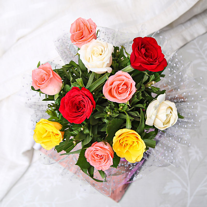 Roses Bouquet - online flowers delivery