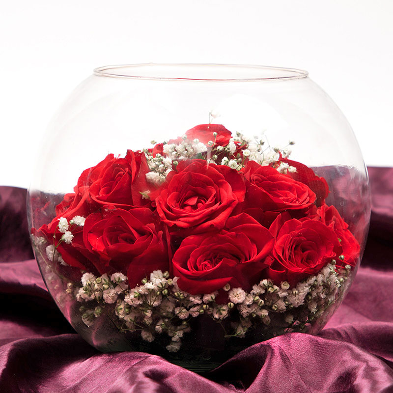 Buy Roses Poses Online in India Full view