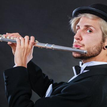 Flutist on Call