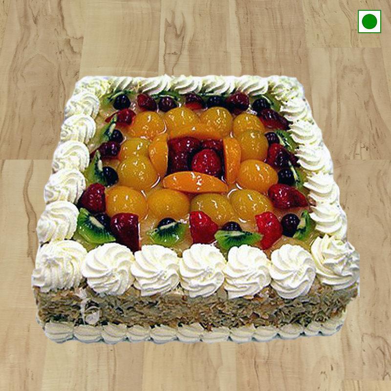 Fruit Cake 2 Kg Eggless
