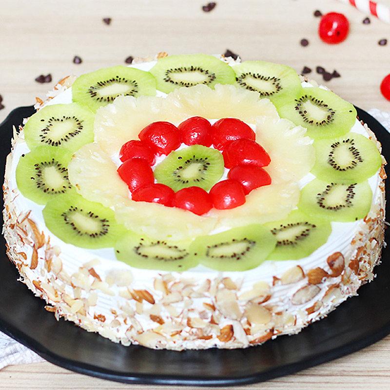 Appetizing Fruit Cake