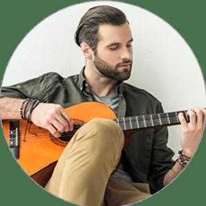 Live Guitarist on Call