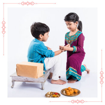 Order Kids Rakhi Online