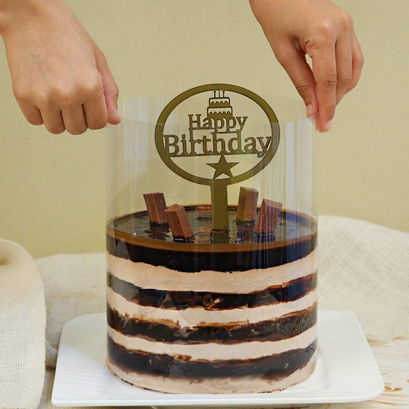 Kit Kat Pull me Up cake for birthday