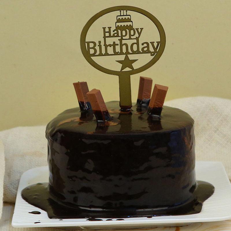 Buy Kit Kat Pull me Up cake for birthday