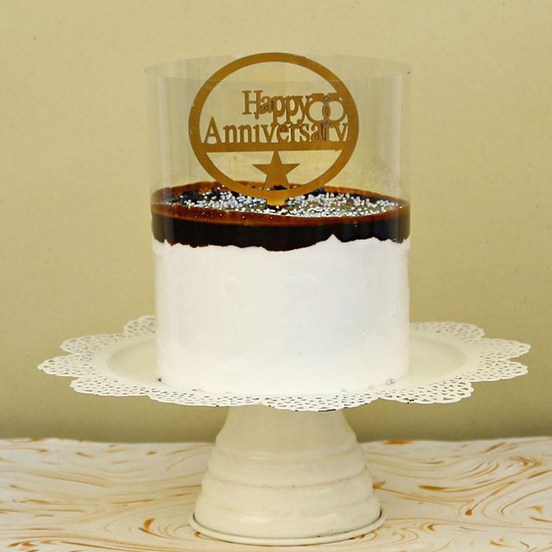 Chocolaty Pull Me Up Cake for Anniversary