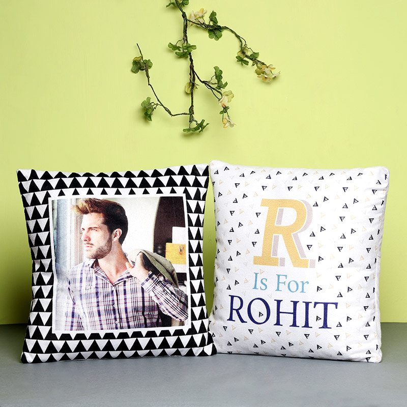 Personalized Cushion for Fathers Day