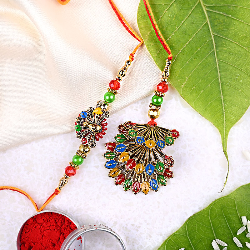 Online Rakhi Gifts for Bhaiya Bhabhi