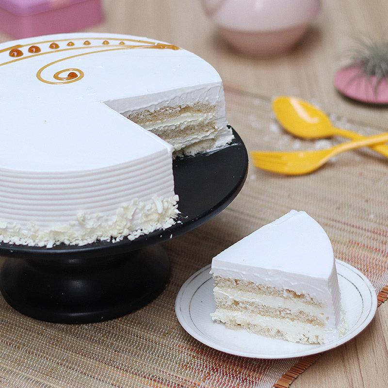 Online Vanilla Birthday Cake