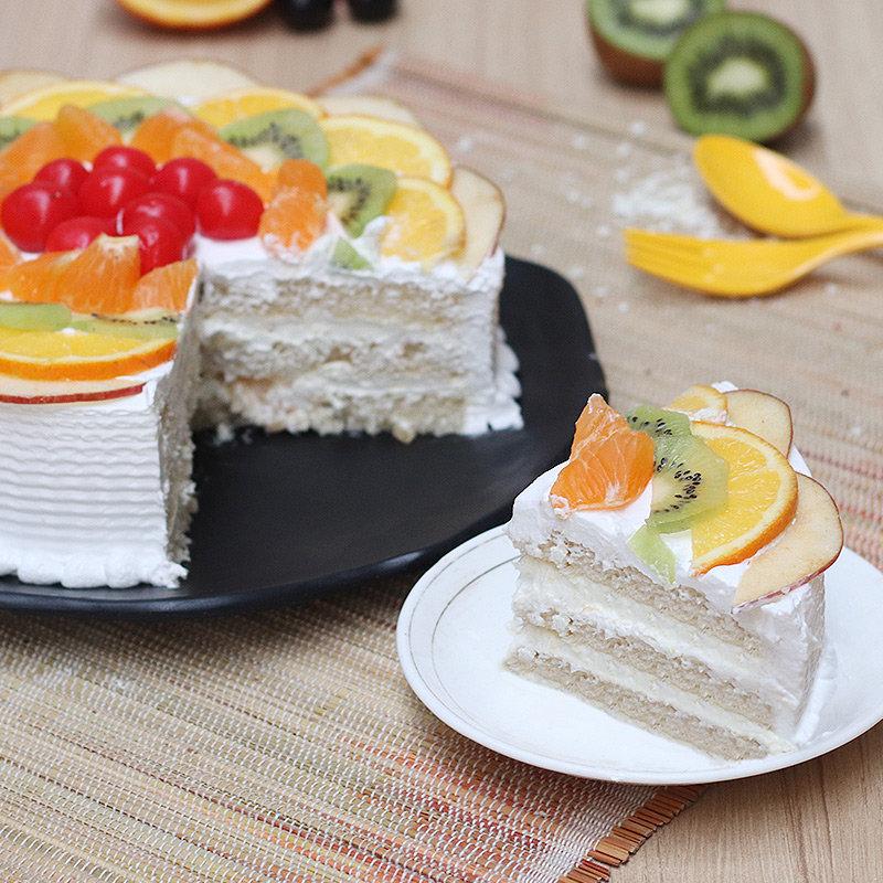 Fruit Cake for birthday