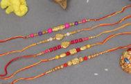 Set of 5 Rakhis