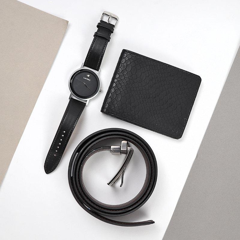 Signature Leather Combo