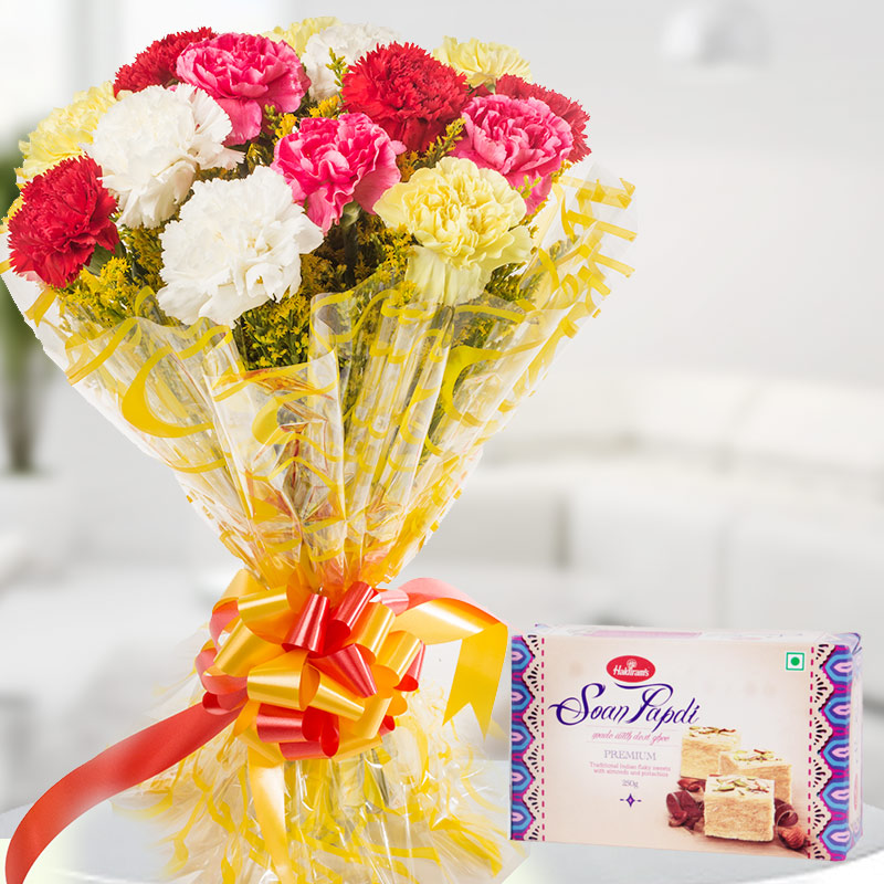 Sweetness of Love – Carnatiions Bunch & Soan Papdi