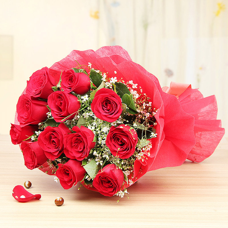 Red Roses - 2nd Gift of Lady Charmers
