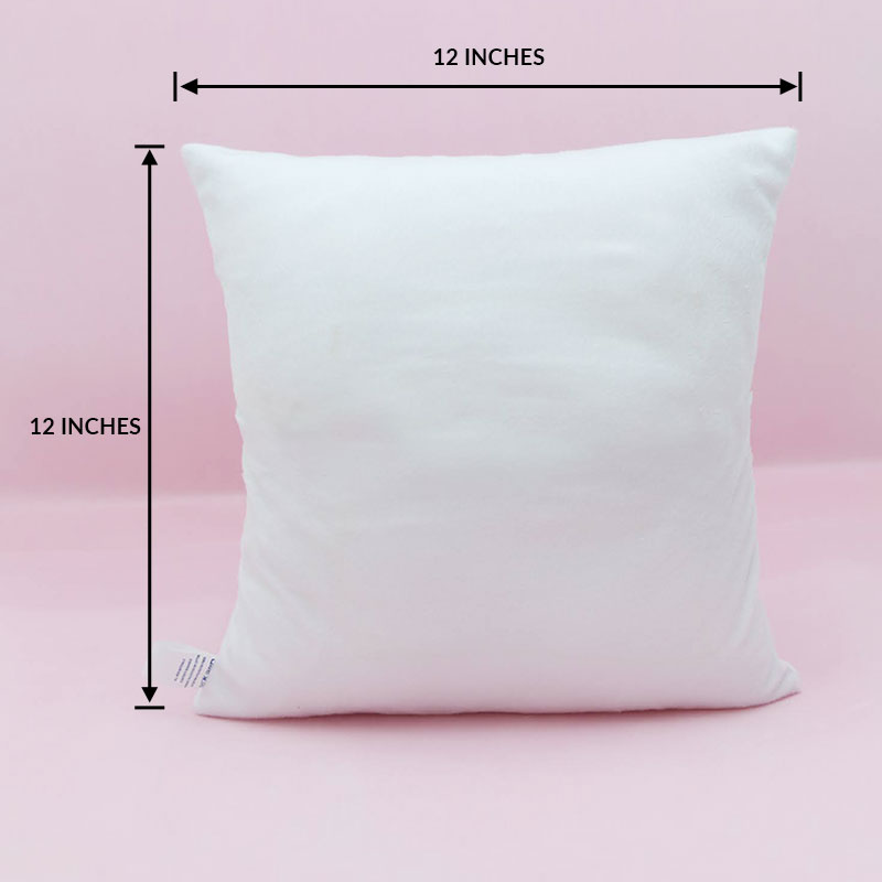Personalised Cushion for Siblings - Rakhi Gifts for Sister Online