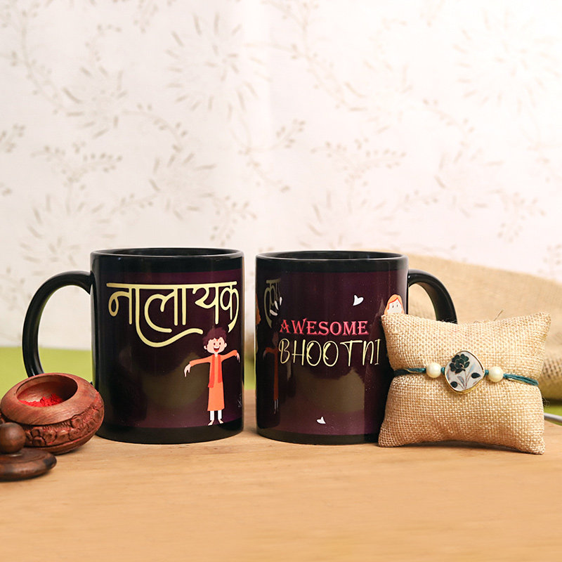 A Combo Of Quirky Mugs