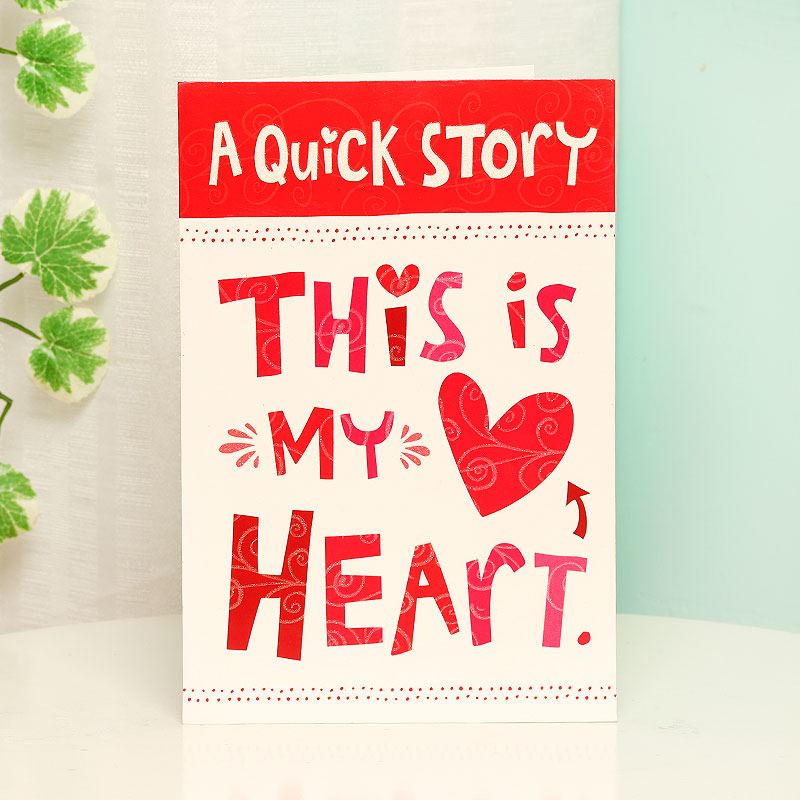 Greeting Card for Lover