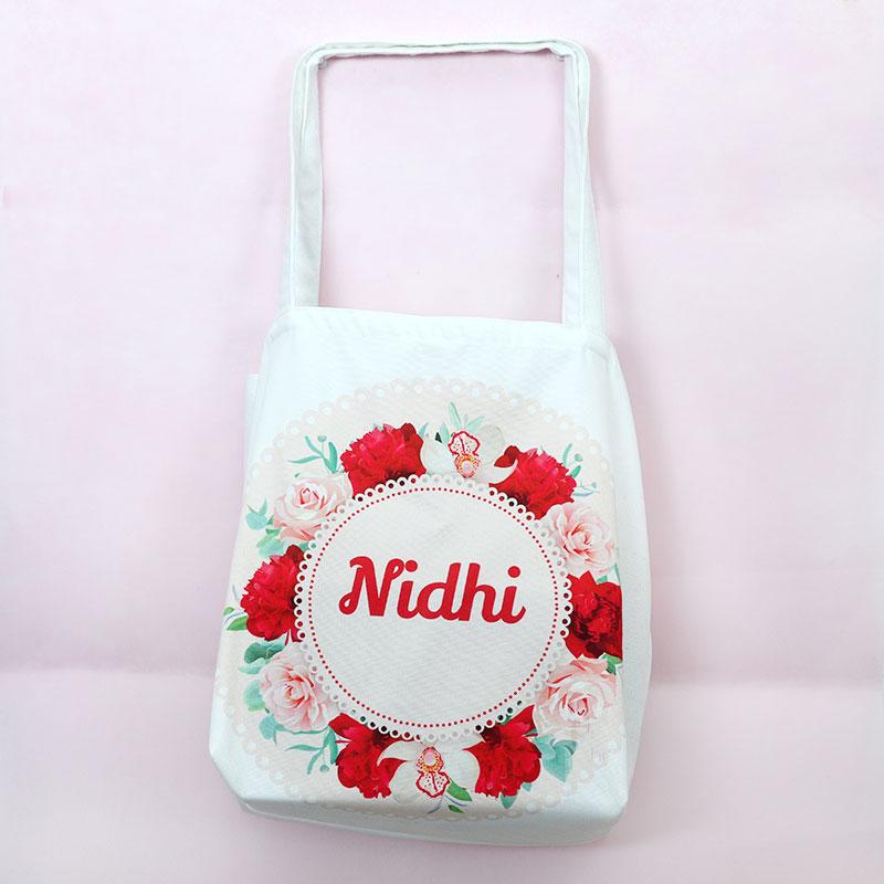 Personalised Handbag for Sister