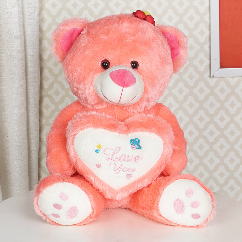Adorable Pink Teddy Gift