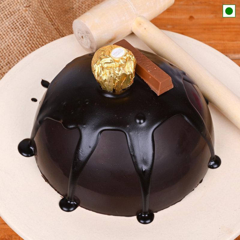 All Choc Pinata Cake