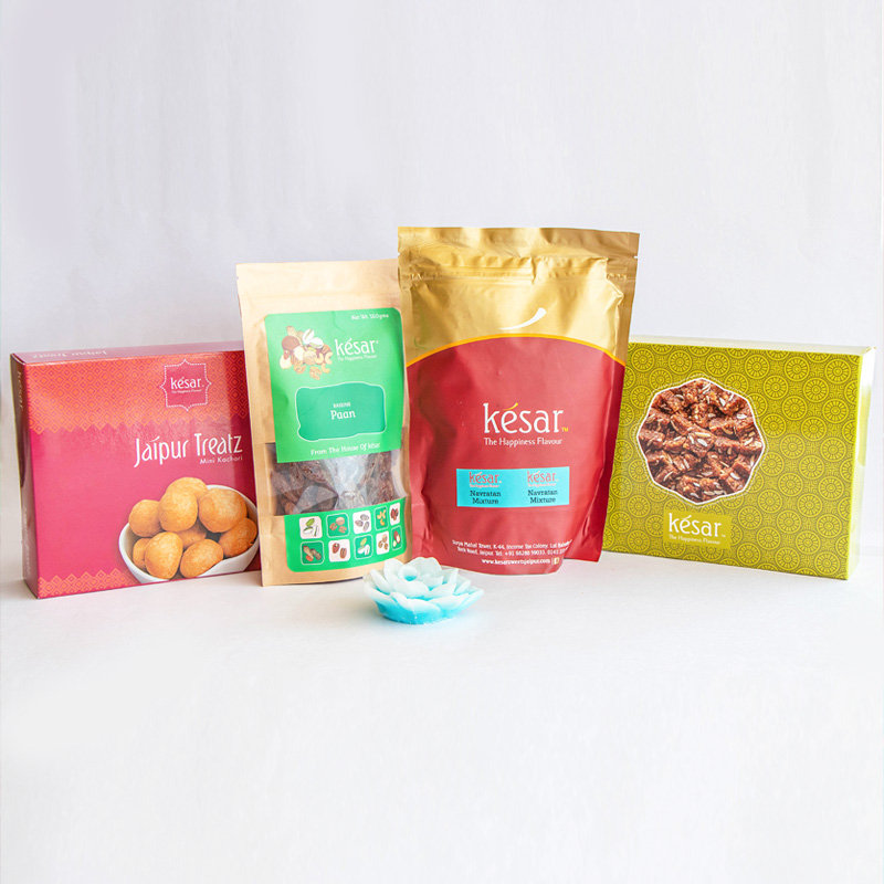 All Festive Flavours In One Hamper