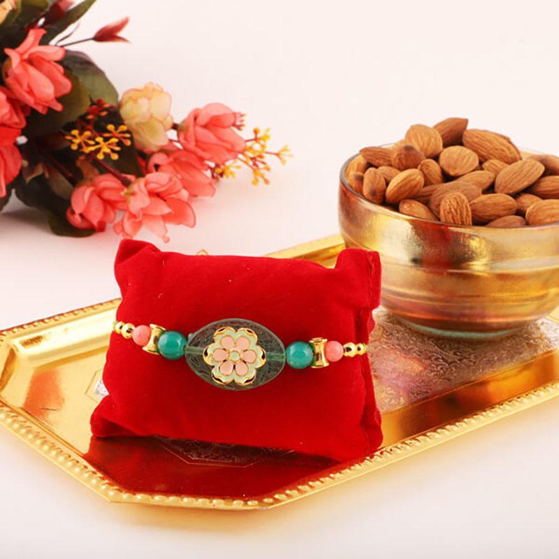 Almonds Of Rakhi Combo