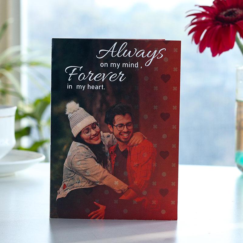 Always N Forever Greeting