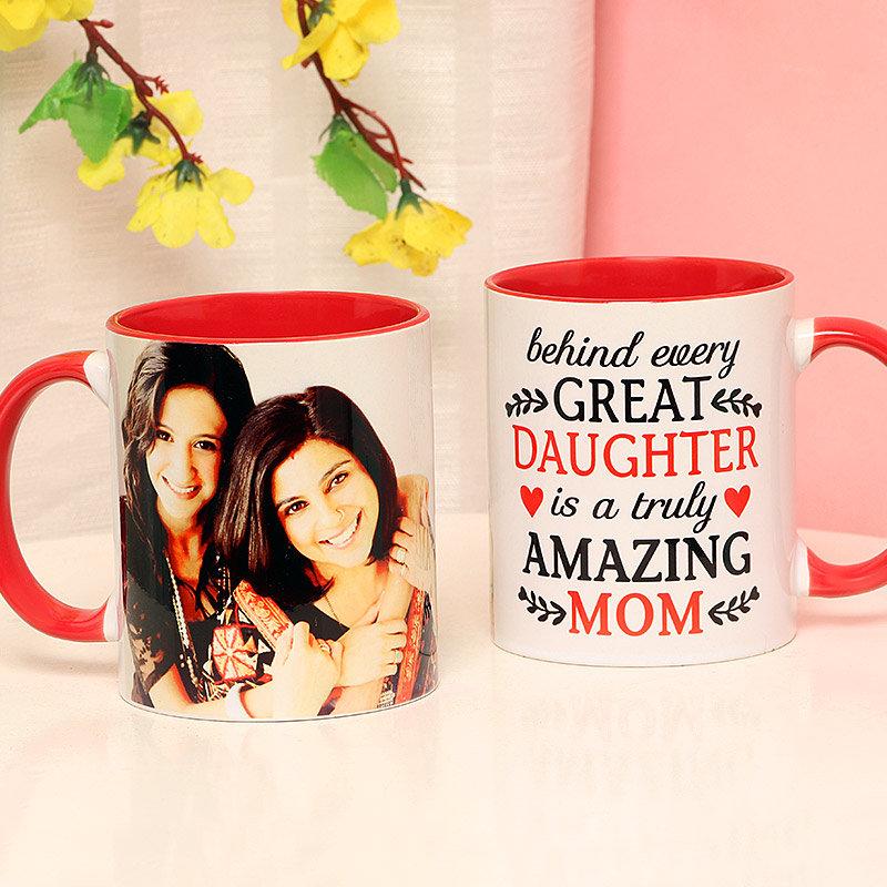 Personalised Mug for Amazing Mom