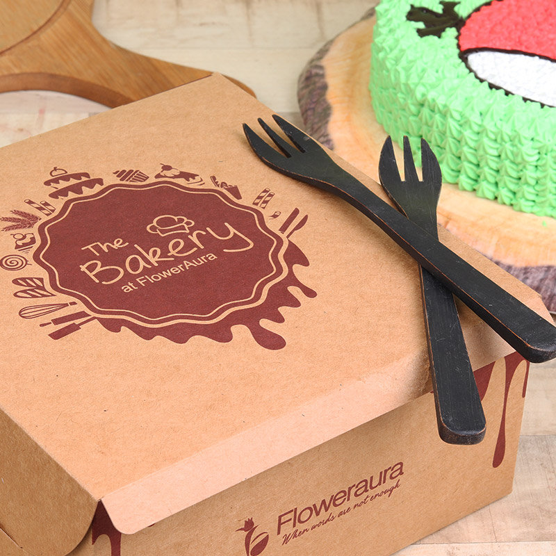 Angry Bird Designer Cake in a Box