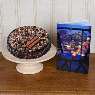 Anniversary Cake N Card
