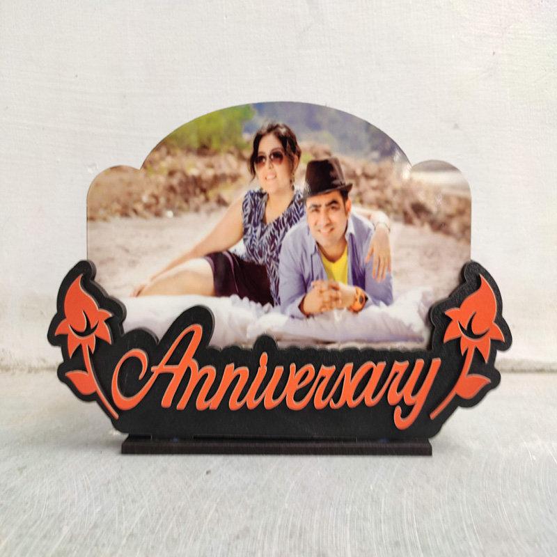 Anniversary Custom Frame