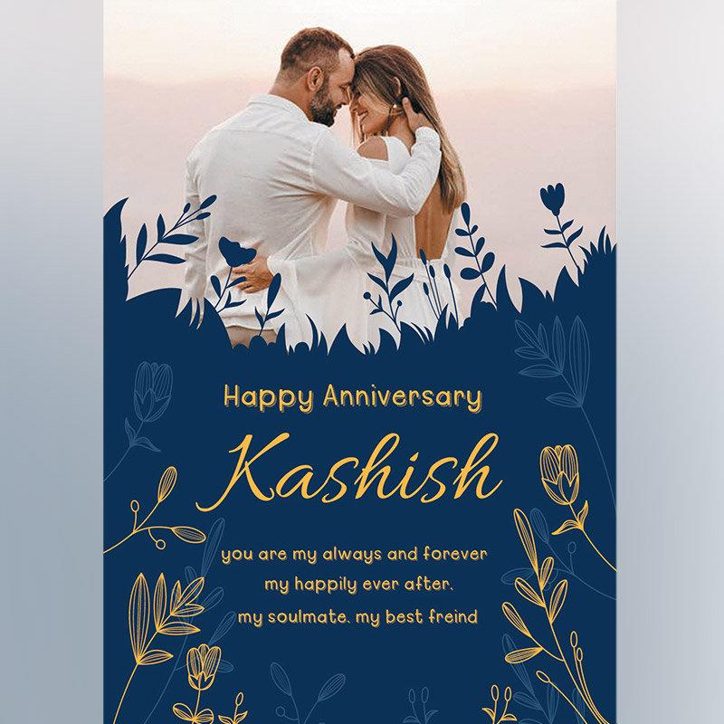 Wedding Anniversary E-Cards