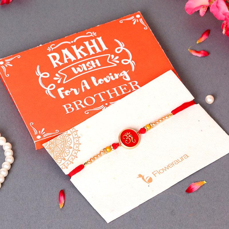 Product in Om Rakhi - Rakhi Gifts for Brother Online