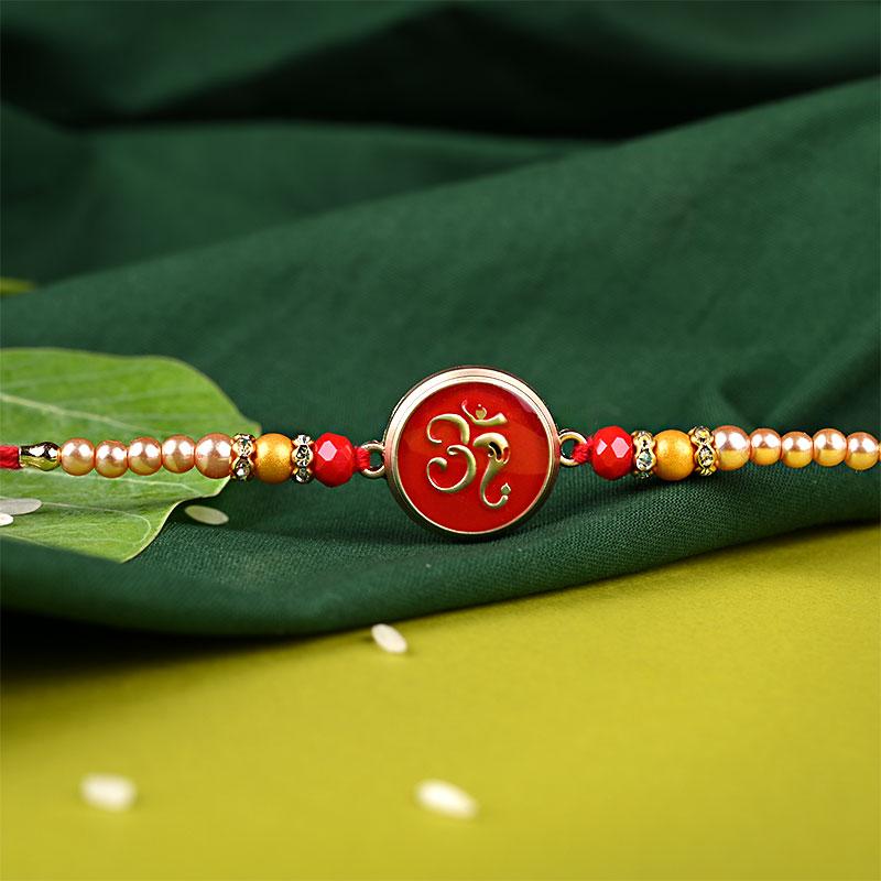 Om Rakhi - Rakhi Gifts for Brother Online
