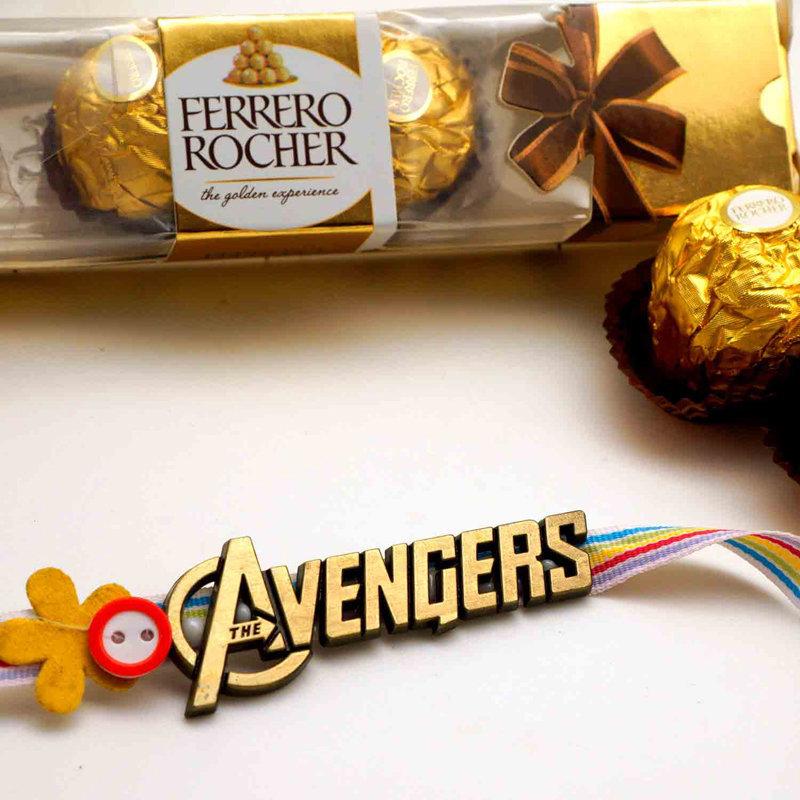 Avengers Rakhi Combo